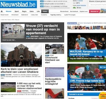 Nieuwsblad.be