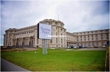 Thermae Palace Hotel.