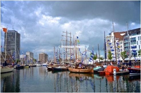 Oostende voor Anker.