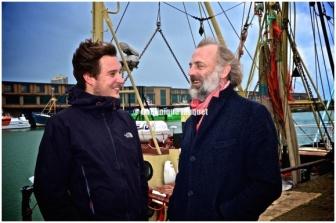 Gilles Coulier & Sam Louwyck.