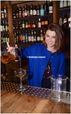 Hannah Van Ongevalle - bartender of the year (2014)