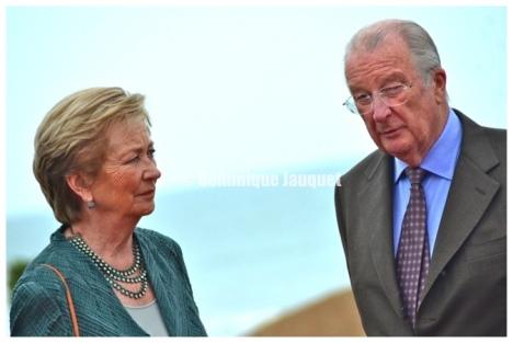 Koning Albert II & koningin Paola.