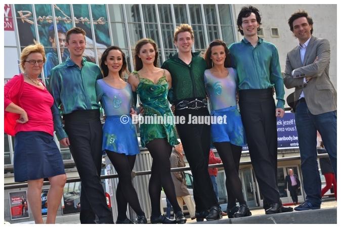 Cast 'Riverdance'