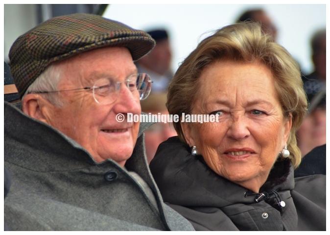 Koning Albert II en koningin Paola.