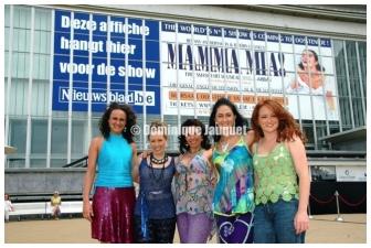 Cast 'Mamma Mia'