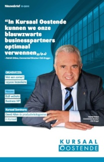 Kursaal Oostende: reportage (tekst & foto's).