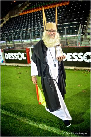 © Dominique Jauquet -Het Vlot voetbalwedstrijd - 221017-18