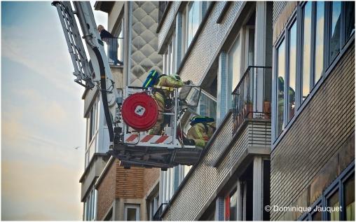 Dodelijke brand, Adolf Buylstraat.