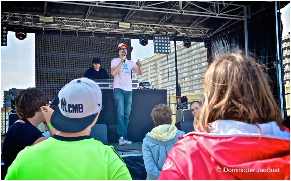 BootSea festival, voor mensen met beperking. (Gunter Lamoot & Gunther D)