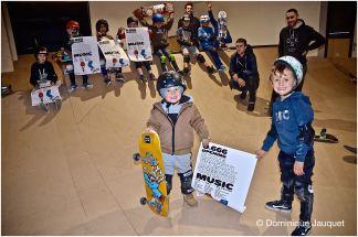 Push Skate Academy.