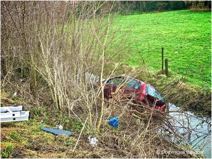 © Dominique Jauquet - ongeval autosnelweg - 220118-1