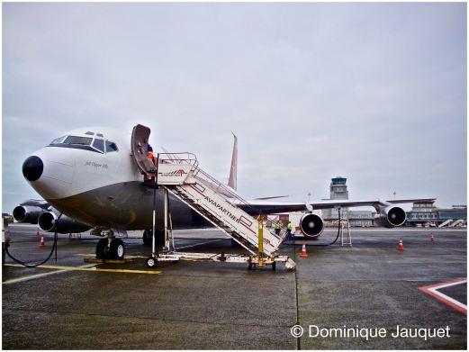 ©Dominique Jauquet - Luchthaven, archief + vandaag - 050418-41